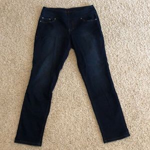 JAG Jeans, pull on, stretchy, High-Rise Skinny